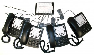 DTS210S small 2-line phone system