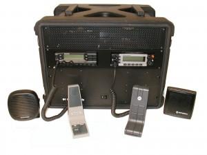 Custom Dispatch console